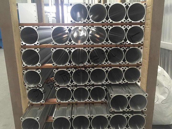 异型铝合金管