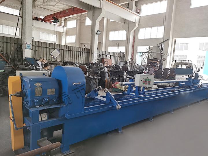 工程油缸铁管珩磨机